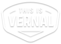 This is Vernal Logo